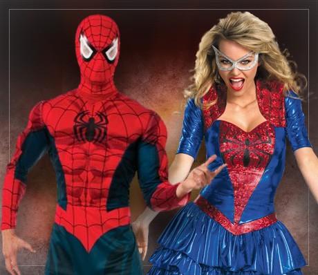 Spiderman Costumes
