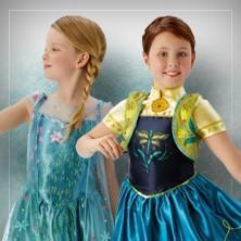Frozen Costumes