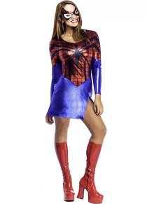 Classic Supergirl Adult Costume