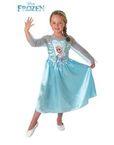 Elsa Frozen Child Costume