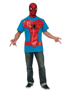 Spiderman Classic costume kit for a man