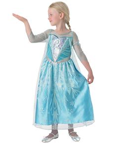 Elsa Frozen Premium Child Costume