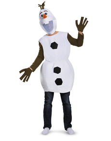 Adults Olaf Frozen Costume