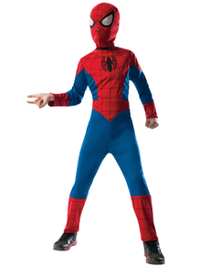 Ultimate Spiderman classic costume for a child