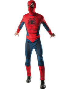 Marvel Spiderman costume for an adult