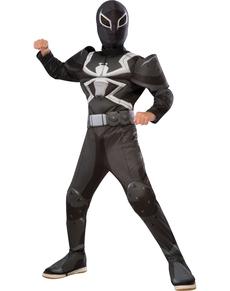 Boy's Deluxe Agent Venom Costume