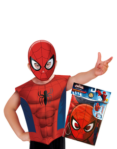 Economic Spiderman Set for boy